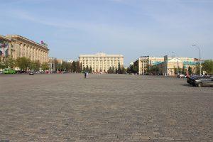 Площадь Свободы хотят внести в список ЮНЕСКО